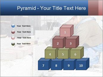 Tiler in helmet PowerPoint Templates - Slide 31