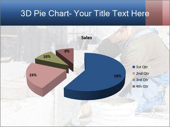 Tiler in helmet PowerPoint Templates - Slide 35