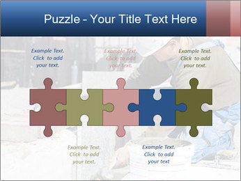 Tiler in helmet PowerPoint Templates - Slide 41