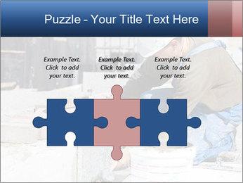 Tiler in helmet PowerPoint Templates - Slide 42