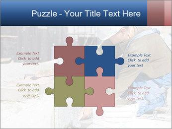 Tiler in helmet PowerPoint Templates - Slide 43
