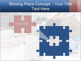 Tiler in helmet PowerPoint Templates - Slide 45