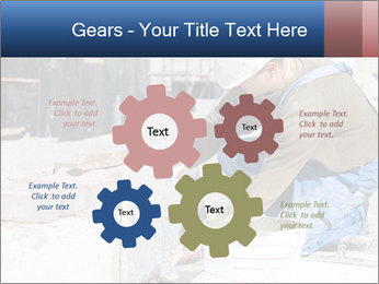 Tiler in helmet PowerPoint Templates - Slide 47