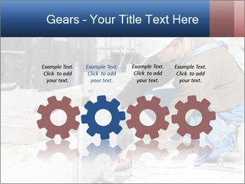 Tiler in helmet PowerPoint Templates - Slide 48