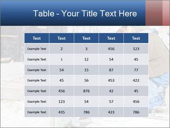 Tiler in helmet PowerPoint Templates - Slide 55