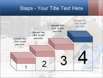 Tiler in helmet PowerPoint Templates - Slide 64