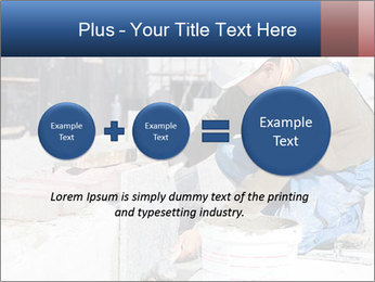 Tiler in helmet PowerPoint Templates - Slide 75