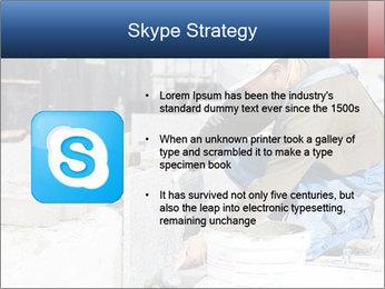 Tiler in helmet PowerPoint Templates - Slide 8