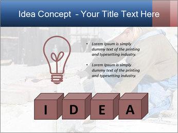 Tiler in helmet PowerPoint Templates - Slide 80
