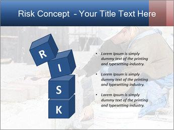 Tiler in helmet PowerPoint Templates - Slide 81