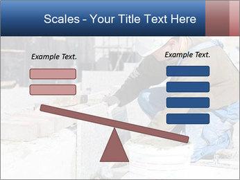 Tiler in helmet PowerPoint Templates - Slide 89