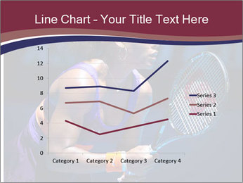 Tennis player PowerPoint Template - Slide 54
