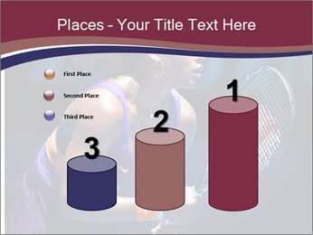 Tennis player PowerPoint Template - Slide 65