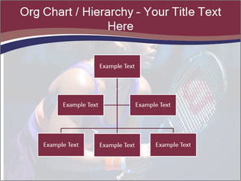 Tennis player PowerPoint Template - Slide 66