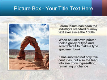 Grand Canyon PowerPoint Template - Slide 13