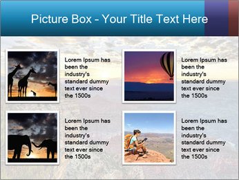 Grand Canyon PowerPoint Template - Slide 14