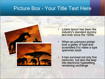 Grand Canyon PowerPoint Template - Slide 20