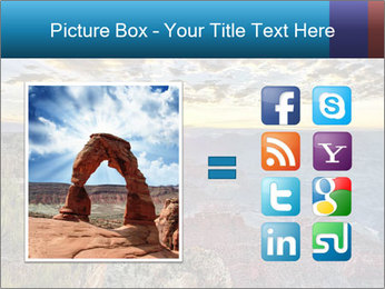 Grand Canyon PowerPoint Template - Slide 21