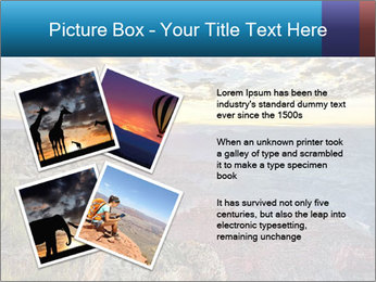 Grand Canyon PowerPoint Template - Slide 23