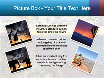 Grand Canyon PowerPoint Template - Slide 24