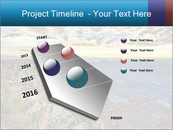 Grand Canyon PowerPoint Template - Slide 26