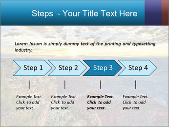 Grand Canyon PowerPoint Template - Slide 4