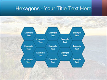 Grand Canyon PowerPoint Template - Slide 44