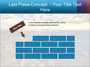 Grand Canyon PowerPoint Template - Slide 46