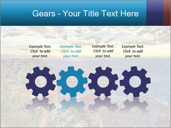 Grand Canyon PowerPoint Template - Slide 48