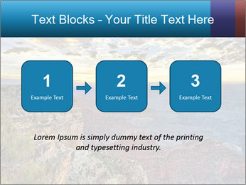 Grand Canyon PowerPoint Template - Slide 71