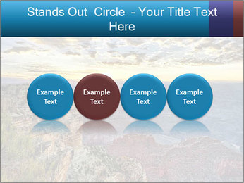 Grand Canyon PowerPoint Template - Slide 76