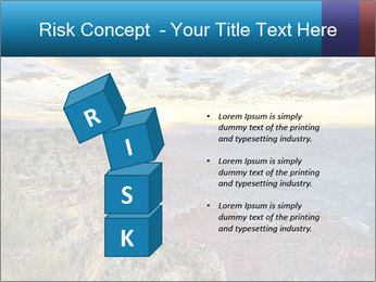 Grand Canyon PowerPoint Template - Slide 81