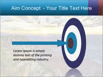 Grand Canyon PowerPoint Template - Slide 83