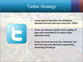 Grand Canyon PowerPoint Template - Slide 9