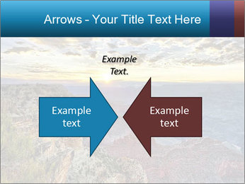 Grand Canyon PowerPoint Template - Slide 90