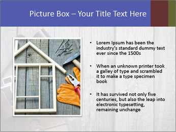 Old retro camera PowerPoint Template - Slide 13