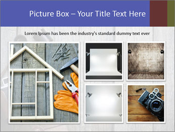 Old retro camera PowerPoint Template - Slide 19