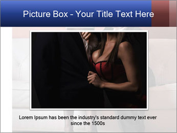 Men's infidelity PowerPoint Template - Slide 16