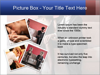 Men's infidelity PowerPoint Template - Slide 23