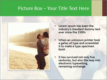 A young couple in love PowerPoint Templates - Slide 13