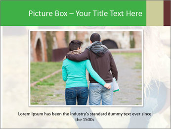 A young couple in love PowerPoint Templates - Slide 16
