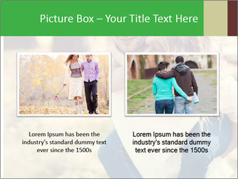 A young couple in love PowerPoint Templates - Slide 18