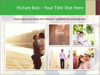 A young couple in love PowerPoint Templates - Slide 19