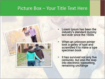 A young couple in love PowerPoint Templates - Slide 20