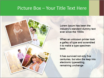A young couple in love PowerPoint Templates - Slide 23