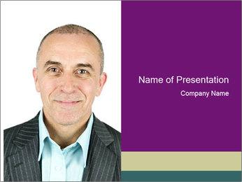Businessman PowerPoint Templates - Slide 1