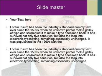 Businessman PowerPoint Templates - Slide 2