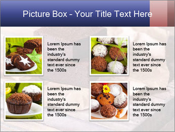 Chocolate PowerPoint Template - Slide 14