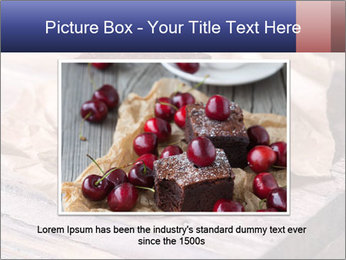Chocolate PowerPoint Template - Slide 16