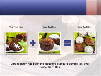 Chocolate PowerPoint Template - Slide 22